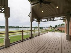 New luxury Patio Home with Ohio River view located in The Villages of Perrin…