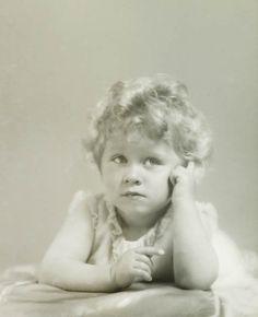 Princess Elizabeth by The British Monarchy, via Flickr