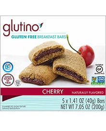 At only 140 calories per serving you can grab a Glutino breakfast bar guilt-free.