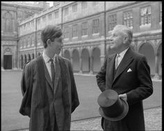 January 2014: Prince Charles arrives at Trinity College, Cambridge to begin his studies (1967) - http://www.britishpathe.com/video/prince-charles-at-trinity-college/  Prince William starts a course at the university this month.