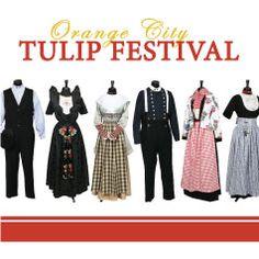 Orange City Tulip Festival Costume Book