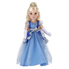 Disney Princess  Me Diamond Edition Cinderella Doll  18  14 Pieces Set -- Continue to the product at the image link.