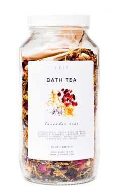 Herbal Bath Tea Soak