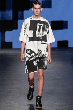 Christopher Shannon   Spring 2015 Menswear Collection   Style.com