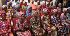 Free from Boko Haram, Nigeria's Chibok girls are kept silent  http://www.cbsnews.com/news/boko-haram-nigeria-chibok-girls-kept-silent/