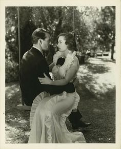 Gary Cooper & Joan Crawford, Today We Live (1933).