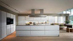 Greeploze keuken van Siematic - S2