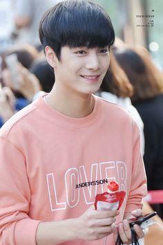 #Nu'est#JR Korean Men, Korean Actors, Nuest Kpop, Nu'est Jr, Produce 101 Season 2, Nu Est, Pledis Entertainment, Ong Seongwoo, Asian Boys