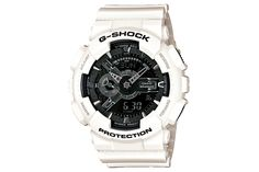 Image of Casio G-Shock 2013 Summer White and Black Series Collection