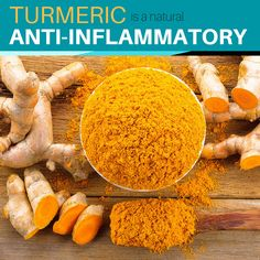 Turmeric is a natural anti-inflammatory that can help with joint and back pain.  #turmeric #antiinflammatory #backpain #jointpain #organicturmeric