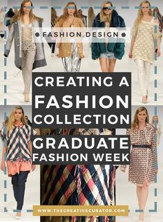 REPIN! Fashion Design - Sewing Beginners - Learn about my process of Creating A Fashion Collection! (For GFW)