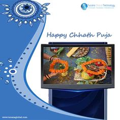 Wishing EveryOne in #India a very happy #ChhathPuja #Festival from #TucanaGlobal Team.
