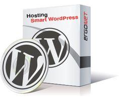 Il piano Hosting Smart Wordpress costituisce la soluzione ideale per ospitare il proprio sito o blog Wordpress. Esso mette a disposizione uno spazio web illimitato, database MySQL, la registrazione o il trasferimento di un nome a dominio oltre a 10 mailbox POP3/IMAP. Il piano è compatibile con tutte le versioni di WordPress e con i suoi pricipali plugins ed estensioni.