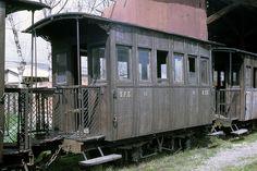 Vagón de 1ª reformado Tren SFG-Girona