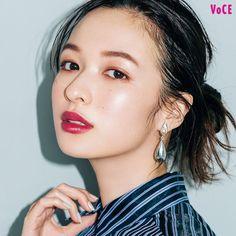 Beautiful Asian Women, Beautiful People, Makeup Geek, Eye Makeup, Cut Crease Makeup, Photoshoot Makeup, Purple Eyeshadow, Asian Makeup, Pink Lips