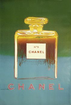 Andy Warhol - Chanel No. 5, 1980