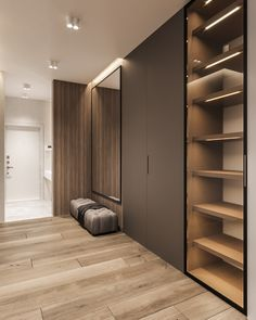 Wall Wardrobe Design for Bedroom Elegant Awesome Wardrobe Designs for Your Bedroom Wall Wardrobe Design, Wardrobe Door Designs, Wardrobe Room, Bedroom Closet Design, Bedroom Furniture Design, Hallway Furniture, Interior Design Minimalist, Modern Home Interior Design, Modern Bedroom Design