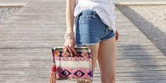showmeyourcloset sommer gartenparty off shoulder bandeau justfab fashionblog