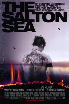 The Salton Sea Val Kilmer, Original Movie Posters, Movie Poster Art, See Movie, Movie Tv, Movie List, Palm Springs, Peter Sarsgaard, Movie Posters