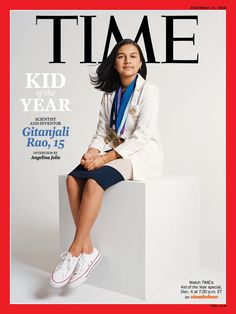 "TIME's 2020 Kid of the Year: Meet Gitanjali Rao | Time. This is where our collective future remains - with the enlightened young NOT with the jaundiced corrupt like McConnell ! These young folk have been ""supercharged"" by what has clearly been the norm in many countries but highlighted most recently by the USA !!!!!!! Go for it young people ""the future is yours - start NOW"" !!!!! The enlightened ""oldies"" will be fully supportive !!!"
