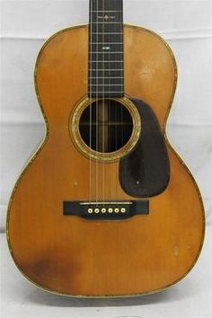 VINTAGE 1935 Martin 00-40H Acoustic Guitar Brazilian Rosewood Original Pre War