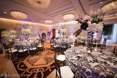 Design by Luna Gardens Events  Venue : The Peninsula Beverly Hills  Photography: Jen O'Sulllivan