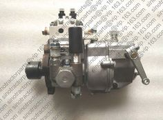 Hubei Shenniu tractor parts, the fuel injection pump of tractor SN250, SN254 with engine HB295T