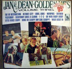 Jan & Dean - Golden Hits Vol Three