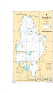 CHS Nautical Chart 6209: Brereton Lake