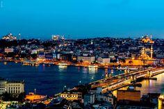 Aziz İstanbul...  Fotoğraf: Yılmaz Nizam