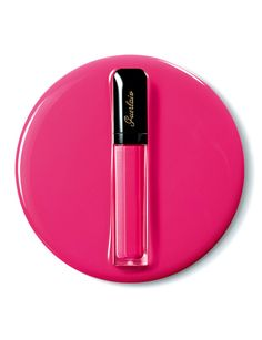 La bouche miroir selon Guerlain http://www.vogue.fr/beaute/buzz-du-jour/diaporama/gloss-pin-up-guerlain/12999#!3