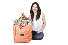 Making reusable grocery bag use simple.