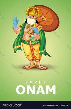 Food Poster Design, Game Logo Design, Onam Festival Kerala, Happy Onam Images, Onam Celebration, Free Background Photos, Kerala Mural Painting, Old King, Festival Image