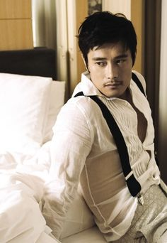 Byung hun Lee.....actor   ..... GI Joe & The good the dab and the wired