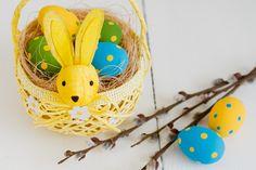Easter eggs in a basket by Yuliya  Shangarey Shangarey - Photo 197999915 / 500px