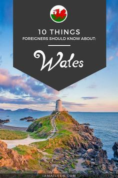 This contains: Wales Facts & Trivia Travel Pictures, Travel Photos, Cool Pictures, Europe Travel Tips, Budget Travel, Celtic Culture, Best Places To Travel, Travel Around The World, Trivia