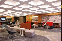 Monash Law Lobby