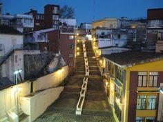Epistolario según San Álvaro.: Topten de Ciudades y Escaleras