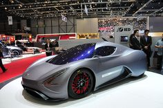 Abarth Concept by IED