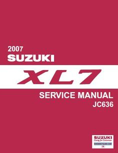 suzuki swift sport 2004 - 2008 service manual - car service