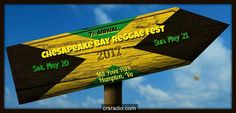 Chesapeake Bay Reggae Fest (CBRF) is pleased to present the 7th Annual Music Festival. The event will be held on May 20-21st, 2017 at Mill Point Park, on the beautiful shores of the  Historic Chesapeake Bay in Hampton, Virginia. Doors will open at 11 pm, each day.The festival's acts include reggae icons Keith Poppin, The Cables, Marcia Atkins and more. Further lineup announcements will be made soon. The two day festival is expected to attract over 50k music lovers. Visitors