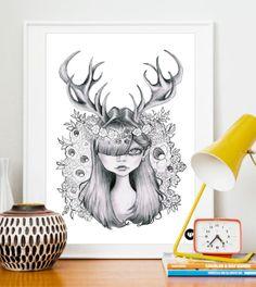 poster alice - 890218 | enjoei :p