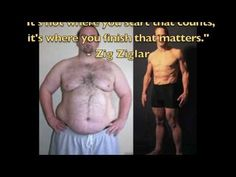 Extreme P90X Transformation - Jeremy Yost, 180 lb Weight Loss health-and-fitness
