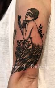 Image result for aron dubois tattoo