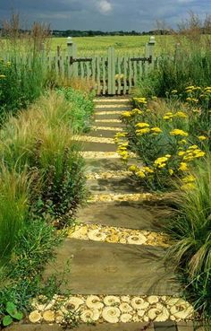 Bunny Guinness - Landscape Design  // Great Gardens & Ideas //