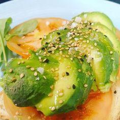 Desayunos saludables Avocado Egg, Avocado Toast, Breakfast, Food, Healthy Breakfasts, Sisters, Morning Coffee, Essen, Meals