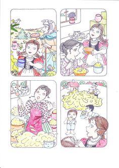 Hrnečku vař! Bude, Comics, Art, Art Background, Kunst, Cartoons, Performing Arts, Comic, Comics And Cartoons