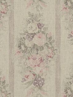 Ralph Lauren Fabric - Pont Marie - Blush - $125.75 Per Yard #ile #saint #louis #summer #designer #interior #design #home #decor #trend #flower #floral