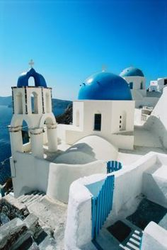 The Best Places to Visit in Greece- next on my list!