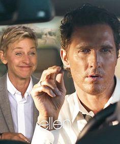 Ellen Degeneres' BEST commercial parody, ever